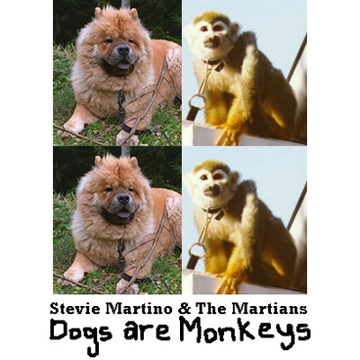 Dogs are Monkeys